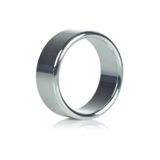 Alloy Metallic Ring - Large Silver