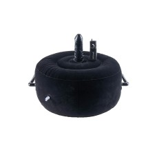 Inflatable Hot Seat Black