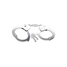 Beginners Metal Cuffs Black