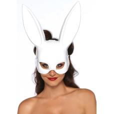 Masquerade Rabbit Mask White