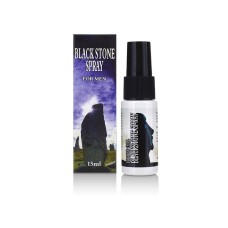 Black Stone Delay Spray 15ml Natural