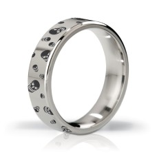 Mystim - His Ringness Duke Polished & Engraved 48mm
