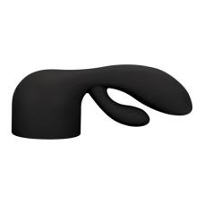 Bodywand - Recharge Rabbit Attachment Black