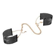 Bijoux Indiscrets - Desir Metallique Cuffs Black