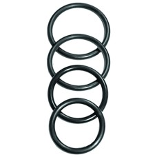 Sportsheets - O-Rings Set 4 Assorted Sizes
