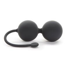 Fifty Shades of Grey - Silicone Jiggle Balls Black