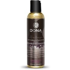 Dona - Kissable Massage Oil Chocolate Mousse 110 ml