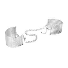 Bijoux Indiscrets - Desir Metallique Cuffs Silver