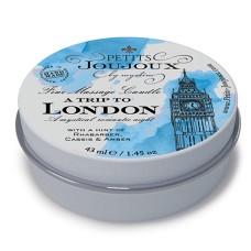 Petits Joujoux - Massage Candle London 33 gram
