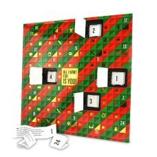 Erotic Advent Calendar (NL-DE-EN-FR-ES-IT-PL-RU-SE-NO)