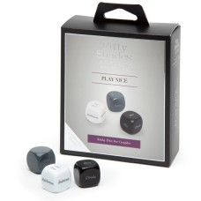 Fifty Shades of Grey - Play Nice Role Play Dice